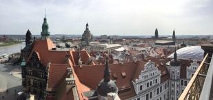 conciergeontheway, Dresden, Aussicht Hausmannsturm