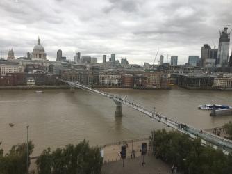 Millennium Bridge: Harry Potter and the Half-Blood Prince