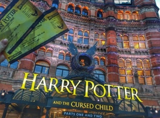Harry Potter & the cursed child - I absolutely loved it!