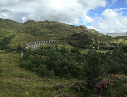 Glenfinnan: Harry Potter and the Chamber of Secrets, the Prisoner of Azkaban, and the Goblet of Fire The Jacobite Steam Train: All movies - The Hogwarts Ex