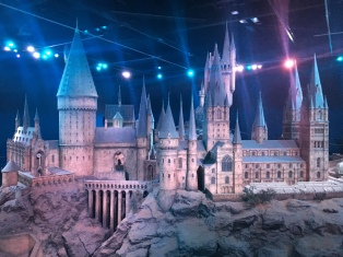 Warner Bros. Studio Tour: The making of Harry Potter - I have been quite disappointed to be honest with you and I don't recommend it for kids who really believe in Harry Potter and Hogwarts.