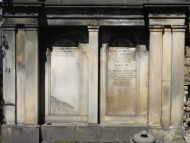 Greyfriar's Kirkyard:  the ideas behind the names and characters - if you walk through the cemetery you will be surprised how many names you may known from the books: McGonagall, Potter, Scrymgeour, Tom Riddle … and many more